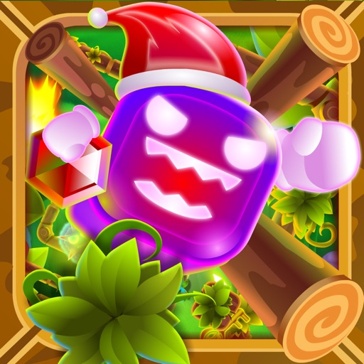 Jelly Candy Dash-Tap Tap Crush