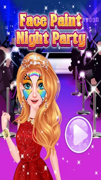 Face Paint Makeup Party Salon screenshot-4