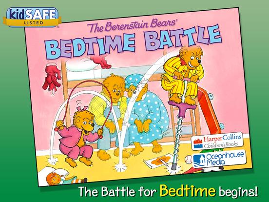 Berenstain - Bedtime Battleのおすすめ画像1