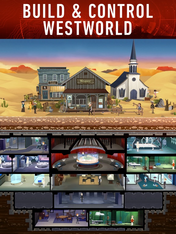 Westworld screenshot 8