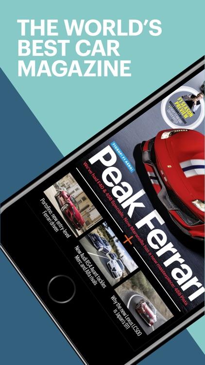 CAR Magazine - News & Reviews screenshot-0
