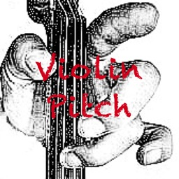 Violin Tuner - Pitch