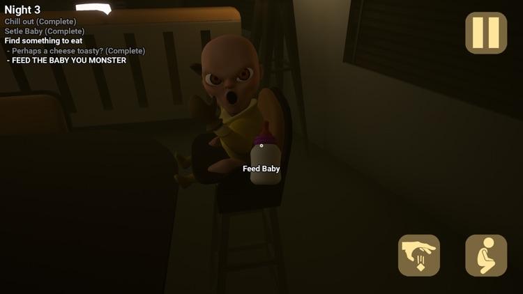 The Baby In Yellow screenshot-6
