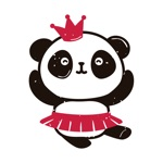 Cute Panda - Lovely Bear