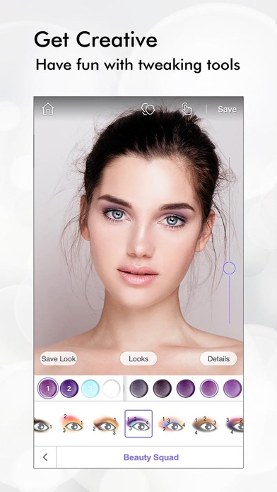 Perfect 365 - Makeup, Photo Editor Screenshot 2