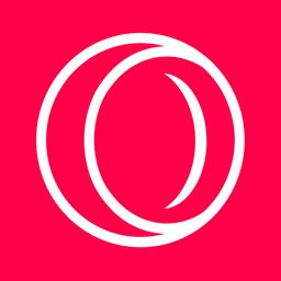 Ícone do app Opera GX