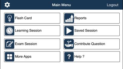CPA FAR Exam Online Lite screenshot two