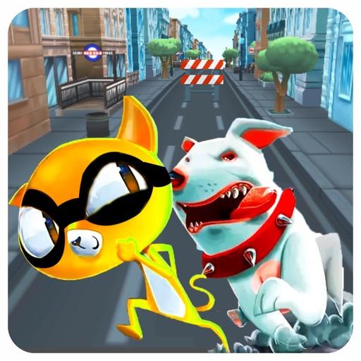 Ninja Cat Run - Rush Runner