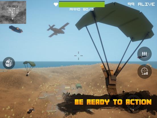 Zero Chance Battlegrounds screenshot 7