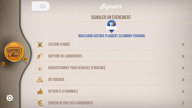 Essence / Gasoil Now screenshot-4