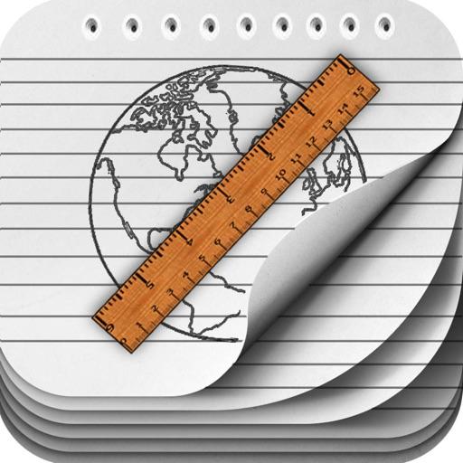 Mapulator - Map Measure