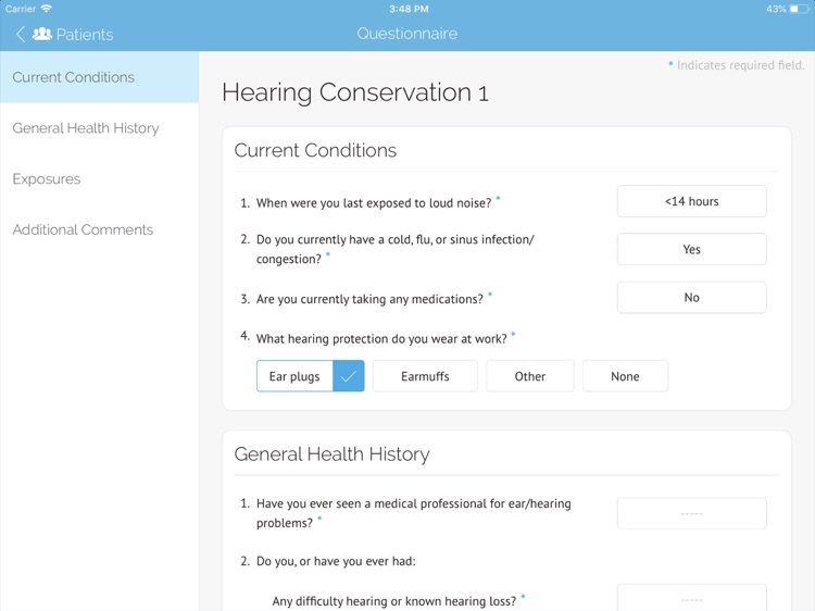 SHOEBOX Audiometry Pro screenshot-5