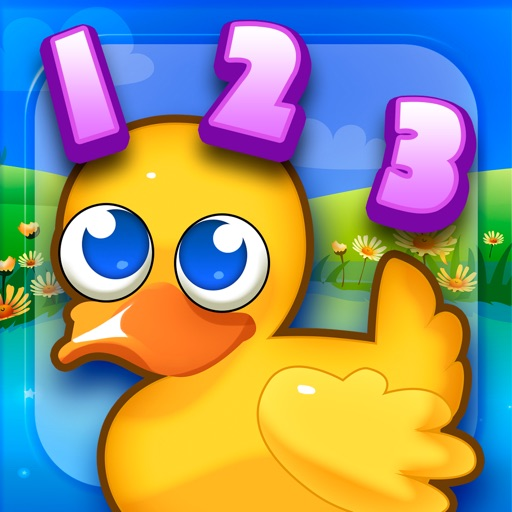 Duck Counting Numbers for Kids by Arvin Evangelista