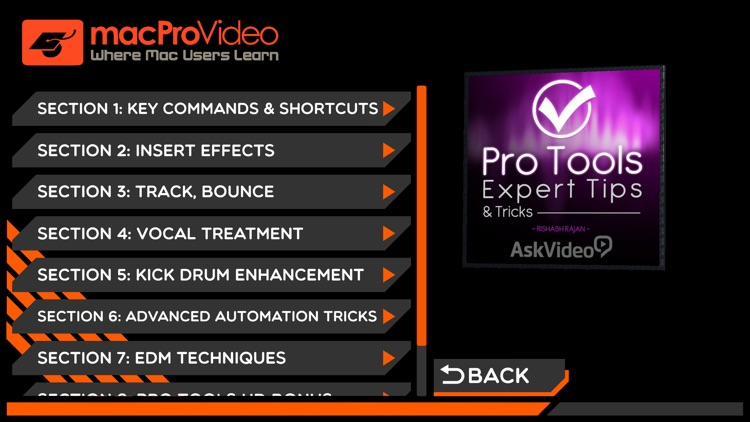 Expert Course For Pro Tools 12