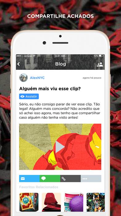 Comics Amino em Português-3