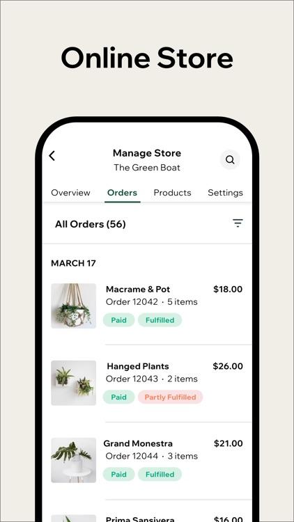 Wix Owner: Websites & Apps screenshot-3