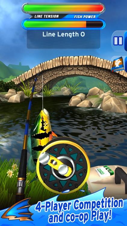 Flick Fishing screenshot-3