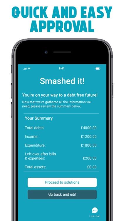 Freeze Debt: Solution & Advice screenshot-7