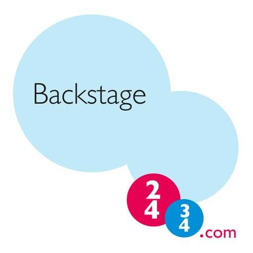 Download Backstage App free for iPhone, iPod and iPad