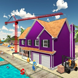 Beach House Construction Sim