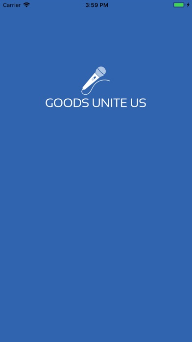 Goods Unite Us for Windows