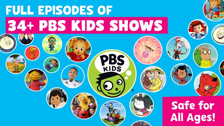 PBS KIDS Video screenshot-0