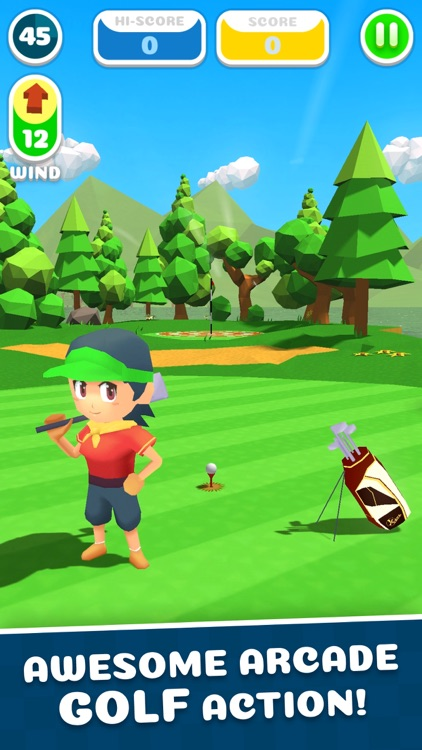 Cobi Golf Shots screenshot-0
