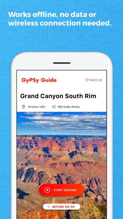 Grand Canyon South Rim GyPSy