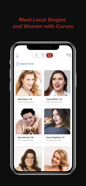 Bbw dating app site