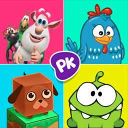 Ícone do app PlayKids - Séries e Jogos