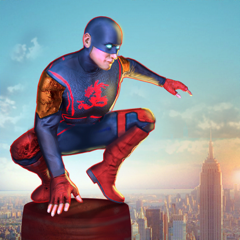 Grand Superhero Injustice 3D