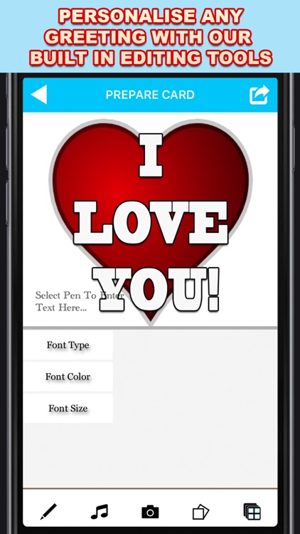 Greeting Cards App - Pro screenshot-3