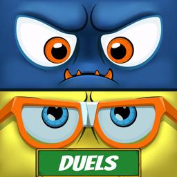 Ícone do app Math Duel: Prática Matemática
