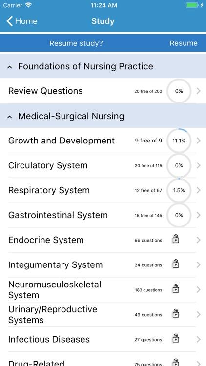 NCLEX-RN Mosby's ExamPrep 2018