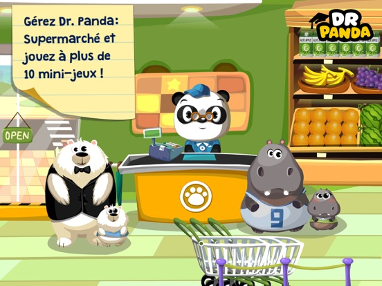 Screenshot #4 pour Dr. Panda  Supermarché