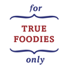 For True Foodies Only: the app