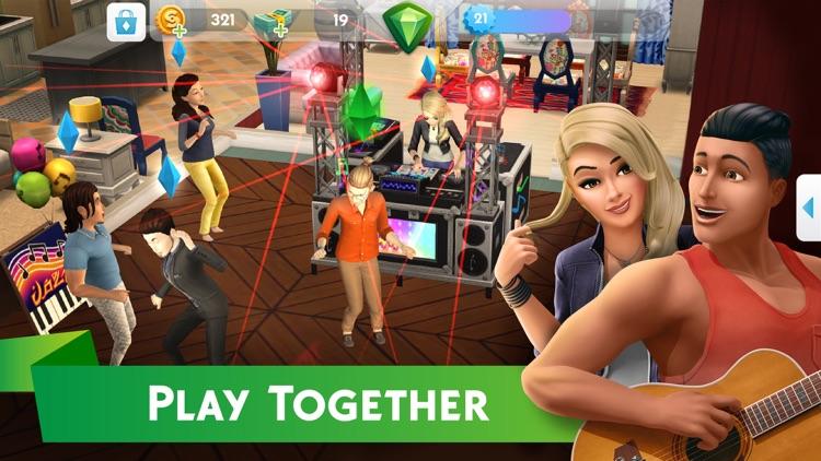 The Sims™ Mobile screenshot-5