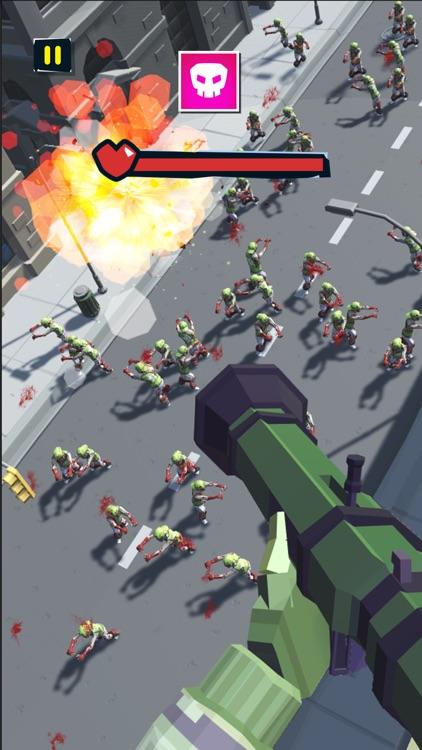 Sniper Zombie 3D: Dead Zombies