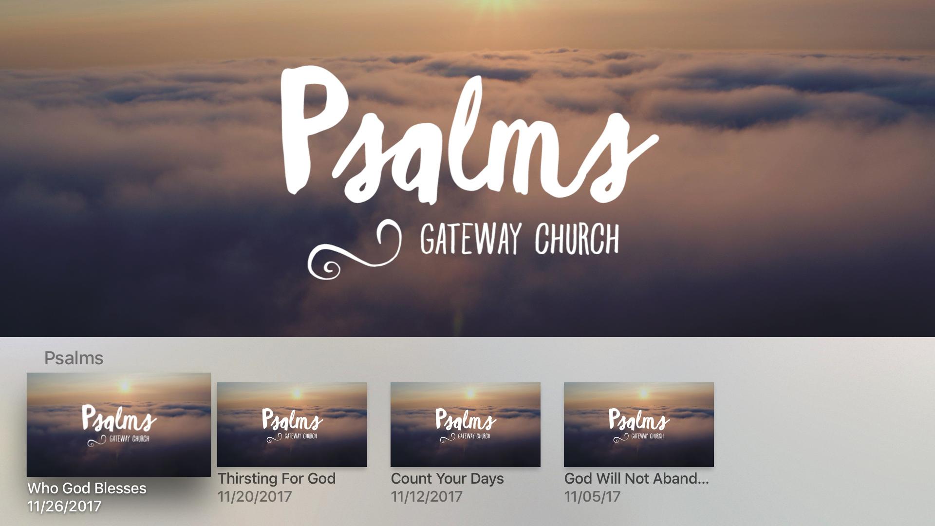 Gateway Church (EPC) screenshot 8