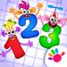 26.幼儿园宝宝学数字: 数学启蒙教育儿童游戏2-4岁婴儿早教