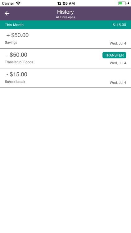 Budget Buddy AUS screenshot-7