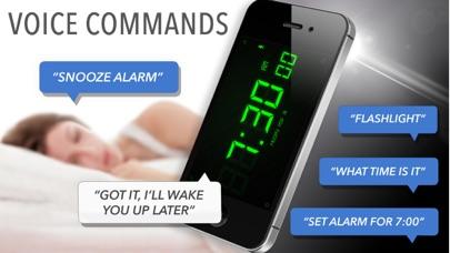 SpeakToSnooze Alarm Clock HD Скриншоты3