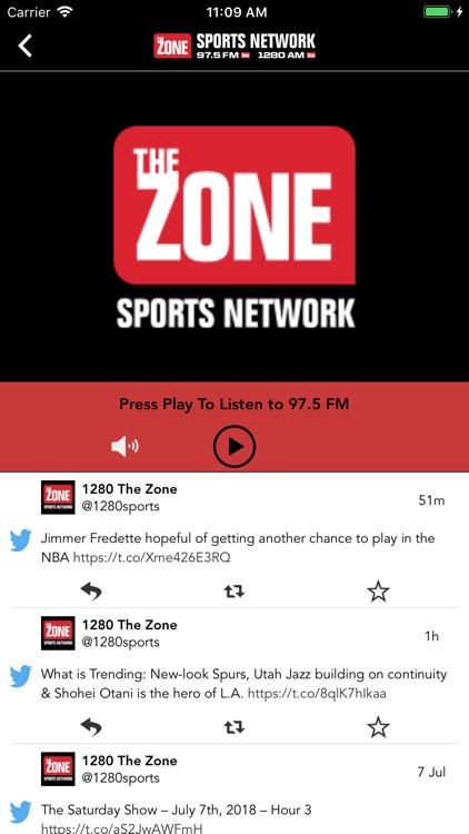 The Zone Sports Network screenshot-3