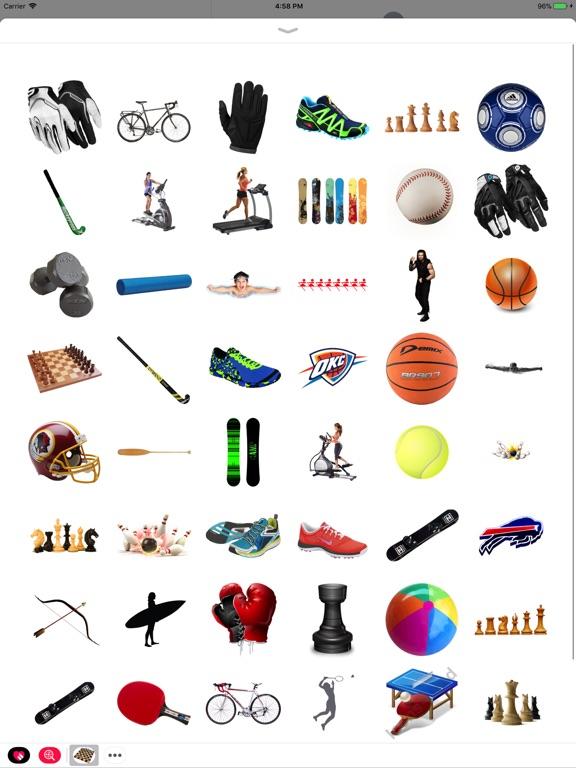 Sport Stickes! screenshot 6