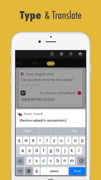 Translator X PRO screenshot 5