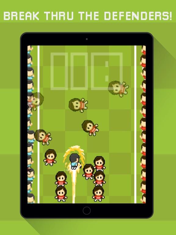 Screenshot 2 Soccer Dribble Cup: high score