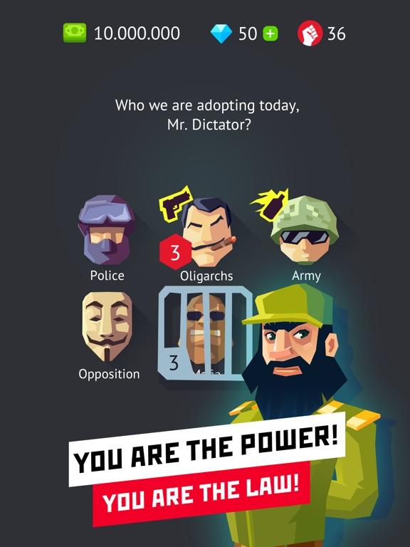 Dictator - Rule the World screenshot 5
