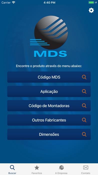 点击获取Catálogo MDS