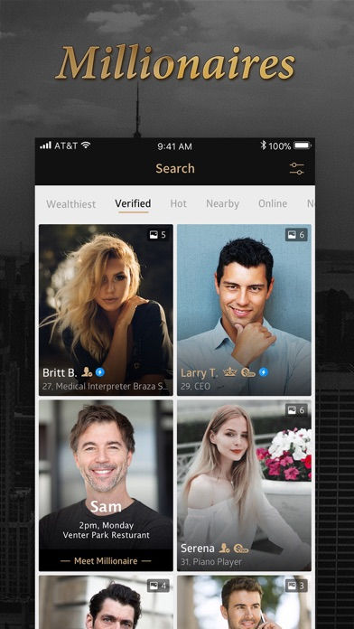 Download Luxy - Millionaire Dating App for Pc