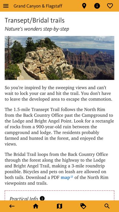 Grand Canyon & Flagstaff Guide screenshot 6